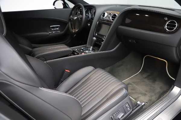 Used 2016 Bentley Continental GT W12 for sale $119,900 at Maserati of Greenwich in Greenwich CT 06830 22