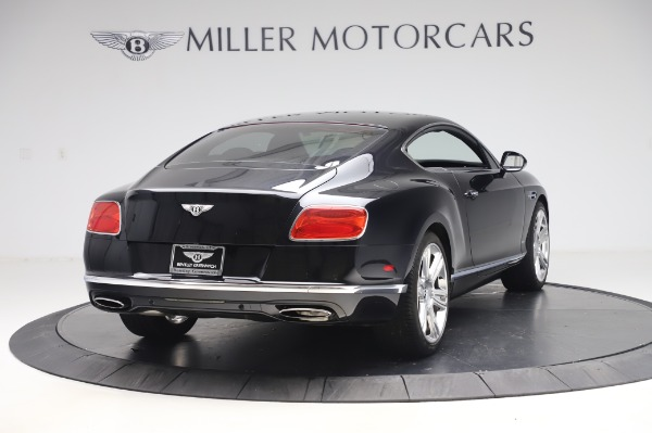 Used 2016 Bentley Continental GT W12 for sale $119,900 at Maserati of Greenwich in Greenwich CT 06830 7