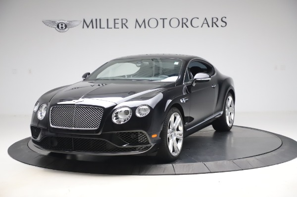 Used 2016 Bentley Continental GT W12 for sale $119,900 at Maserati of Greenwich in Greenwich CT 06830 1