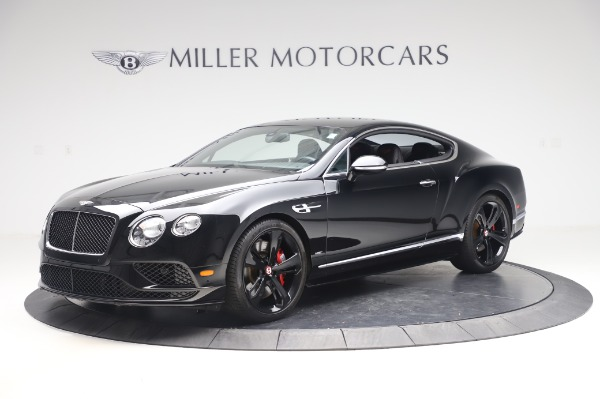 Used 2017 Bentley Continental GT V8 S for sale $134,900 at Maserati of Greenwich in Greenwich CT 06830 2