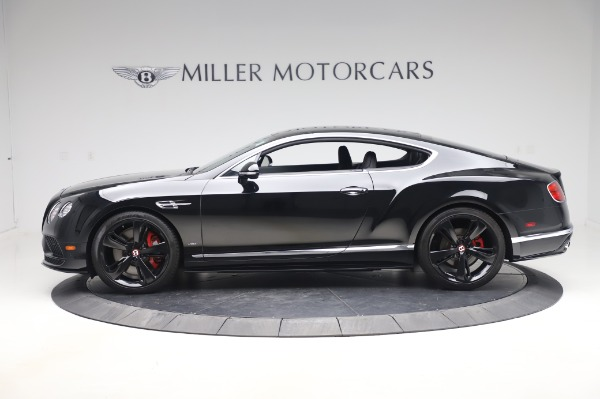 Used 2017 Bentley Continental GT V8 S for sale $134,900 at Maserati of Greenwich in Greenwich CT 06830 3