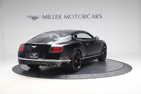 Used 2017 Bentley Continental GT V8 S for sale $134,900 at Maserati of Greenwich in Greenwich CT 06830 6