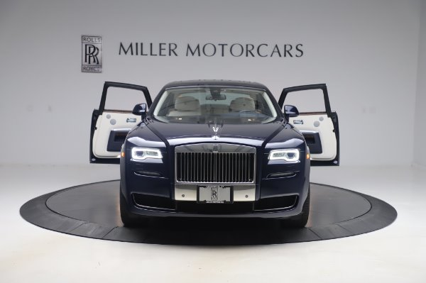 Used 2016 Rolls-Royce Ghost for sale $173,900 at Maserati of Greenwich in Greenwich CT 06830 11