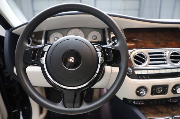 Used 2016 Rolls-Royce Ghost for sale $173,900 at Maserati of Greenwich in Greenwich CT 06830 19