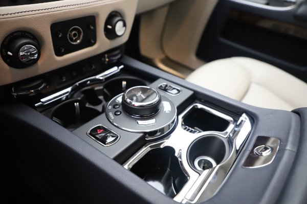 Used 2016 Rolls-Royce Ghost for sale $173,900 at Maserati of Greenwich in Greenwich CT 06830 21