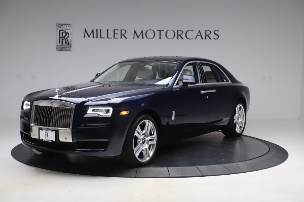 Used 2016 Rolls-Royce Ghost for sale $173,900 at Maserati of Greenwich in Greenwich CT 06830 3
