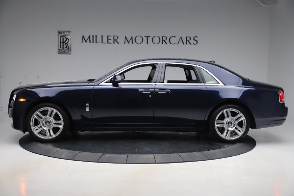 Used 2016 Rolls-Royce Ghost for sale $173,900 at Maserati of Greenwich in Greenwich CT 06830 4