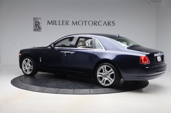 Used 2016 Rolls-Royce Ghost for sale $173,900 at Maserati of Greenwich in Greenwich CT 06830 5