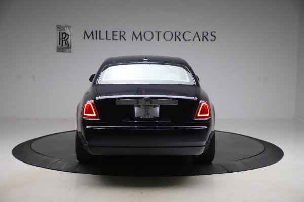Used 2016 Rolls-Royce Ghost for sale $173,900 at Maserati of Greenwich in Greenwich CT 06830 6