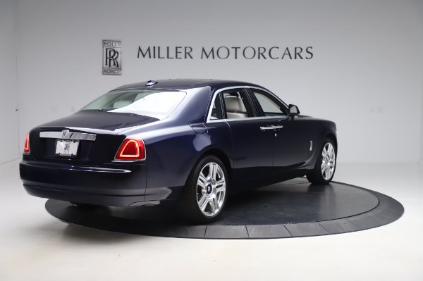 Used 2016 Rolls-Royce Ghost for sale $173,900 at Maserati of Greenwich in Greenwich CT 06830 7