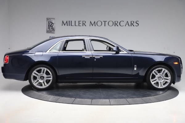 Used 2016 Rolls-Royce Ghost for sale $173,900 at Maserati of Greenwich in Greenwich CT 06830 8