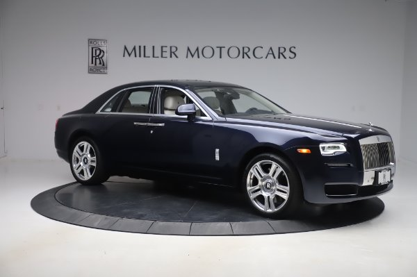 Used 2016 Rolls-Royce Ghost for sale $173,900 at Maserati of Greenwich in Greenwich CT 06830 9