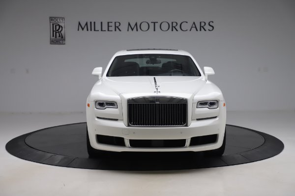 Used 2018 Rolls-Royce Ghost for sale Sold at Maserati of Greenwich in Greenwich CT 06830 2