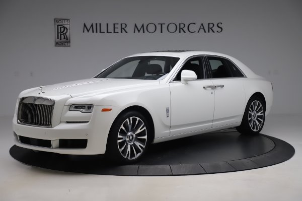 Used 2018 Rolls-Royce Ghost for sale Sold at Maserati of Greenwich in Greenwich CT 06830 3