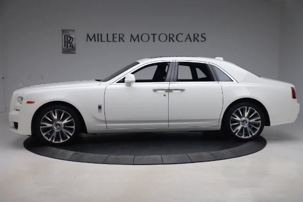 Used 2018 Rolls-Royce Ghost for sale Sold at Maserati of Greenwich in Greenwich CT 06830 4