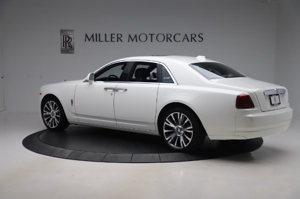 Used 2018 Rolls-Royce Ghost for sale Sold at Maserati of Greenwich in Greenwich CT 06830 5