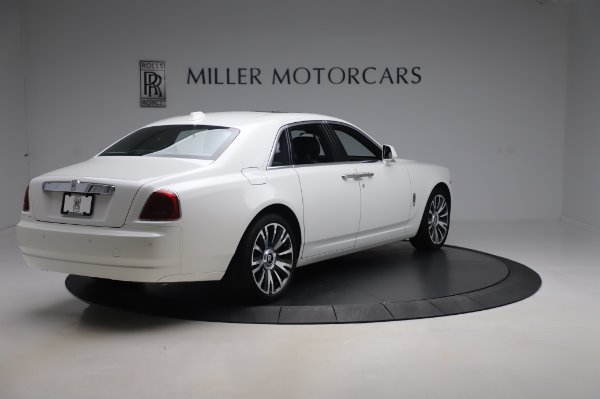 Used 2018 Rolls-Royce Ghost for sale Sold at Maserati of Greenwich in Greenwich CT 06830 7