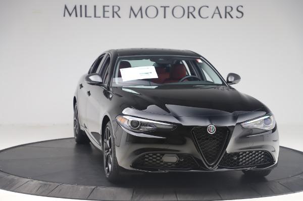 New 2020 Alfa Romeo Giulia Q4 for sale Sold at Maserati of Greenwich in Greenwich CT 06830 11