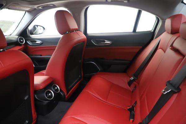 New 2020 Alfa Romeo Giulia Q4 for sale Sold at Maserati of Greenwich in Greenwich CT 06830 19
