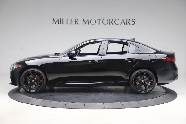 New 2020 Alfa Romeo Giulia Q4 for sale Sold at Maserati of Greenwich in Greenwich CT 06830 3
