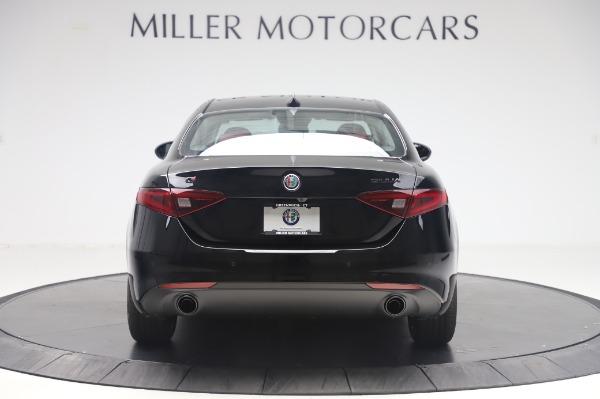 New 2020 Alfa Romeo Giulia Q4 for sale Sold at Maserati of Greenwich in Greenwich CT 06830 6