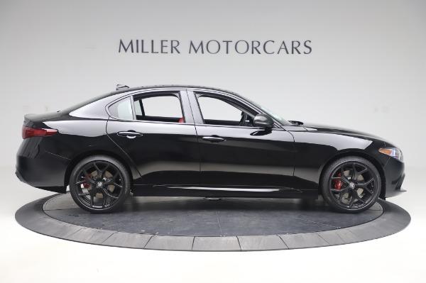 New 2020 Alfa Romeo Giulia Q4 for sale Sold at Maserati of Greenwich in Greenwich CT 06830 9