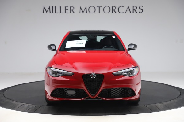 New 2020 Alfa Romeo Giulia Sport Q4 for sale $48,645 at Maserati of Greenwich in Greenwich CT 06830 12