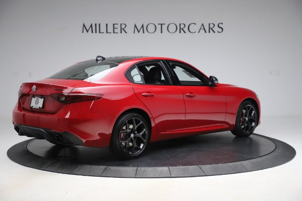 New 2020 Alfa Romeo Giulia Sport Q4 for sale $48,645 at Maserati of Greenwich in Greenwich CT 06830 8