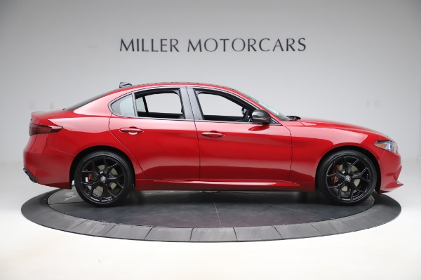 New 2020 Alfa Romeo Giulia Sport Q4 for sale $48,645 at Maserati of Greenwich in Greenwich CT 06830 9