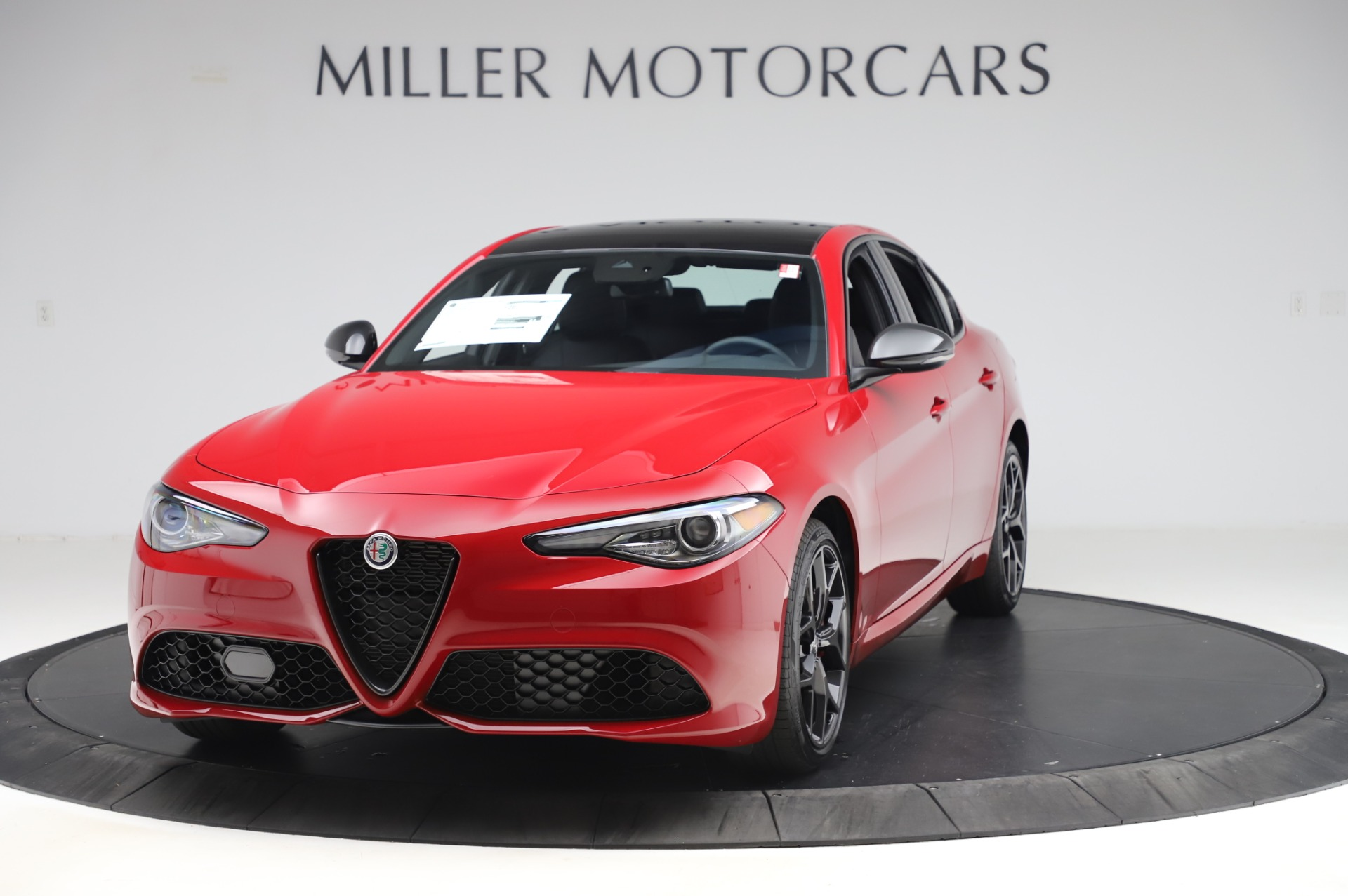 New 2020 Alfa Romeo Giulia Sport Q4 for sale $48,645 at Maserati of Greenwich in Greenwich CT 06830 1