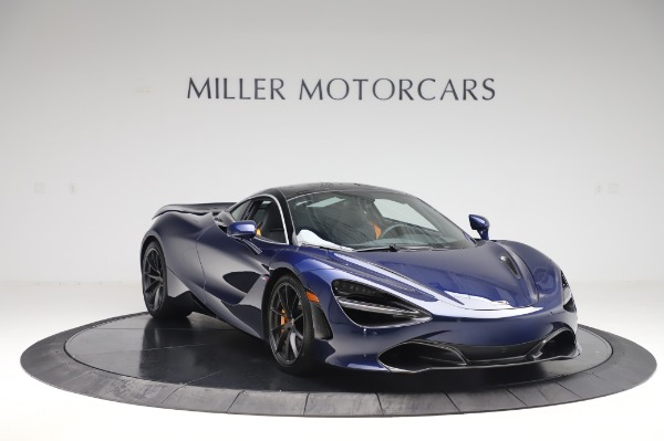 Used 2018 McLaren 720S Luxury for sale Call for price at Maserati of Greenwich in Greenwich CT 06830 10