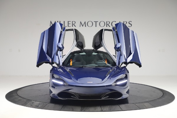 Used 2018 McLaren 720S Luxury for sale Call for price at Maserati of Greenwich in Greenwich CT 06830 12