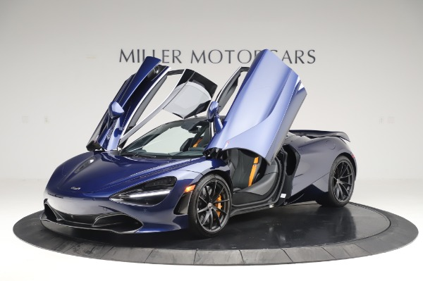 Used 2018 McLaren 720S Luxury for sale Call for price at Maserati of Greenwich in Greenwich CT 06830 13
