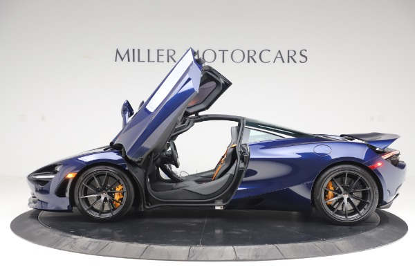 Used 2018 McLaren 720S Luxury for sale Call for price at Maserati of Greenwich in Greenwich CT 06830 14