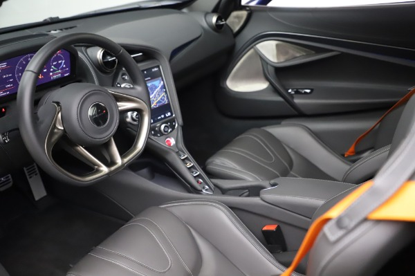 Used 2018 McLaren 720S Luxury for sale Call for price at Maserati of Greenwich in Greenwich CT 06830 16