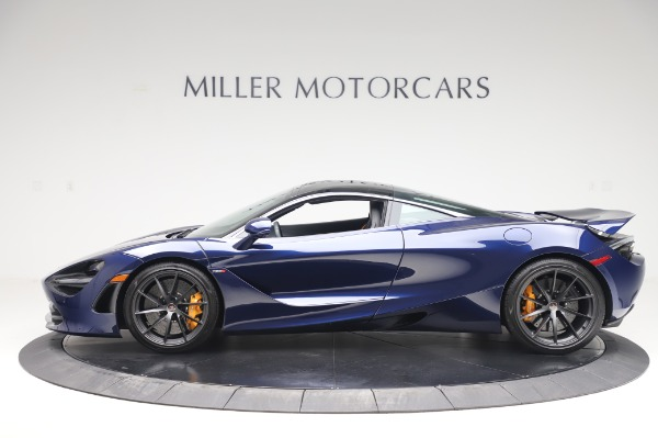 Used 2018 McLaren 720S Luxury for sale Call for price at Maserati of Greenwich in Greenwich CT 06830 2