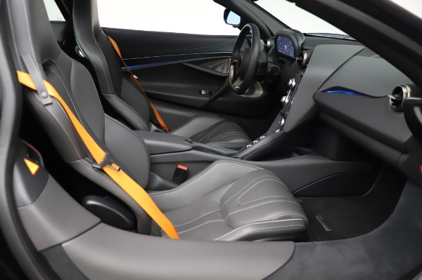 Used 2018 McLaren 720S Luxury for sale Call for price at Maserati of Greenwich in Greenwich CT 06830 21