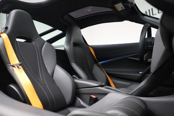 Used 2018 McLaren 720S Luxury for sale Call for price at Maserati of Greenwich in Greenwich CT 06830 22
