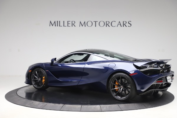 Used 2018 McLaren 720S Luxury for sale Call for price at Maserati of Greenwich in Greenwich CT 06830 3
