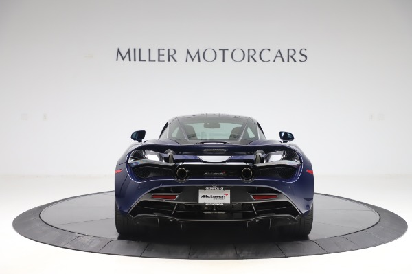 Used 2018 McLaren 720S Luxury for sale Call for price at Maserati of Greenwich in Greenwich CT 06830 5