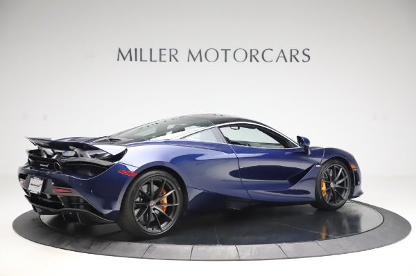 Used 2018 McLaren 720S Luxury for sale Call for price at Maserati of Greenwich in Greenwich CT 06830 7