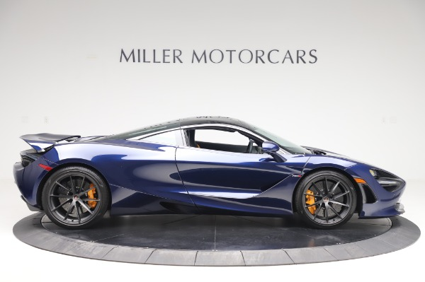 Used 2018 McLaren 720S Luxury for sale Call for price at Maserati of Greenwich in Greenwich CT 06830 8