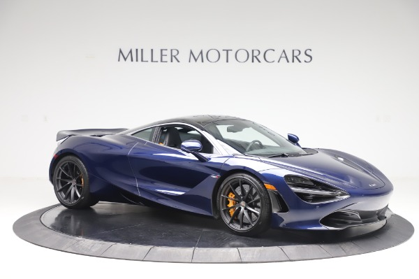 Used 2018 McLaren 720S Luxury for sale Call for price at Maserati of Greenwich in Greenwich CT 06830 9