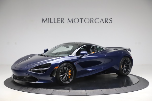 Used 2018 McLaren 720S Luxury for sale Call for price at Maserati of Greenwich in Greenwich CT 06830 1