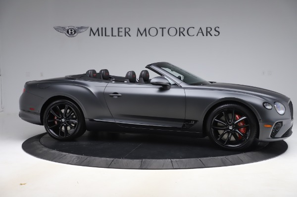 New 2020 Bentley Continental GTC W12 for sale Sold at Maserati of Greenwich in Greenwich CT 06830 10
