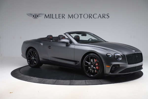New 2020 Bentley Continental GTC W12 for sale Sold at Maserati of Greenwich in Greenwich CT 06830 11