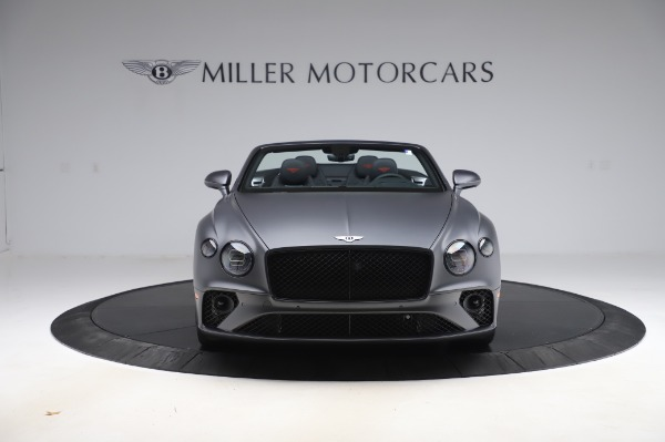 New 2020 Bentley Continental GTC W12 for sale Sold at Maserati of Greenwich in Greenwich CT 06830 12