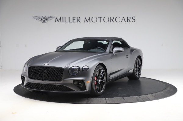 New 2020 Bentley Continental GTC W12 for sale Sold at Maserati of Greenwich in Greenwich CT 06830 13