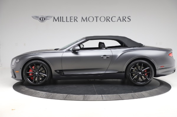 New 2020 Bentley Continental GTC W12 for sale Sold at Maserati of Greenwich in Greenwich CT 06830 14