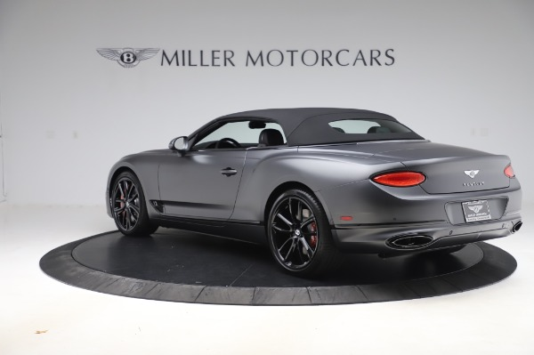 New 2020 Bentley Continental GTC W12 for sale Sold at Maserati of Greenwich in Greenwich CT 06830 15